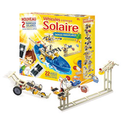 Véhicules à énergie solaire