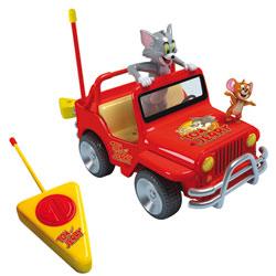 Le 4x4 de Tom et Jerry radiocommandé