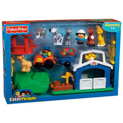 Coffret Little People