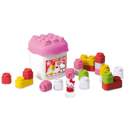 Clemmy Cube de rangement Hello-Kitty