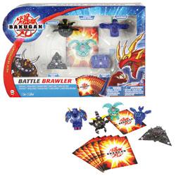 Pack Bakugan battle Brawlers