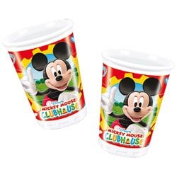 8 Gobelets Mickey