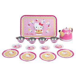 Dinette Métal Hello Kitty