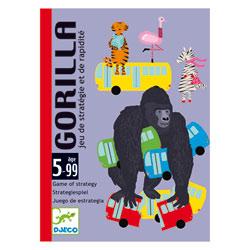 Jeu de cartes Gorilla