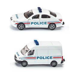 Voiture et moto police française