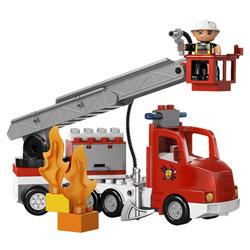 5682-Le camion des pompiers