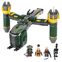 7930-Bounty Hunter Assault Gunship