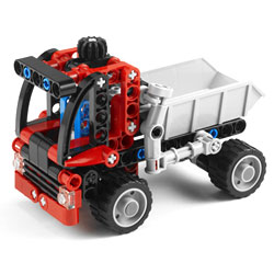 8065-Le mini camion-benne