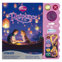 Magi'livre Princesse Raiponce