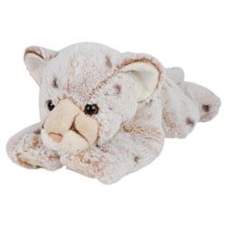 Léopard des neiges 45 cm
