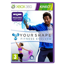 Jeu Your Shape Fitness Evolved Kinect