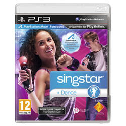 Jeu PS3 Singstar Dance PS3 Move