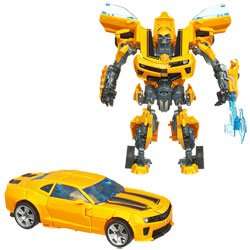 Transformers 2  Battle Blade Bumblebee Deluxe