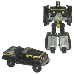 Transformers 2 Legends : Tracker Hound