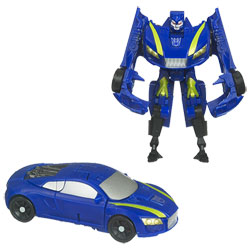 Transformers 2 Legends : Override