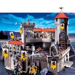 4865-Château Fort Des Chevaliers Du Lion