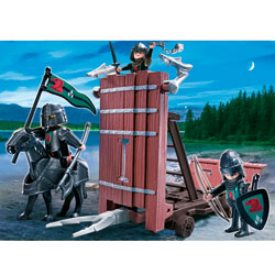 4869-Chariot D'assaut Des Chevaliers Du Faucon