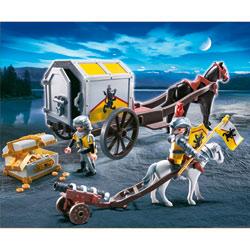 4874-Convoi du trésor d'or des Chevaliers du Lion