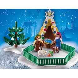 4885-Scène De La Nativité