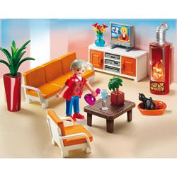 5332-Salon avec cheminée