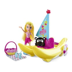 Bateau Banane Polly Pocket