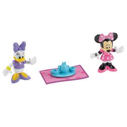 Figurines Minnie et Daisy