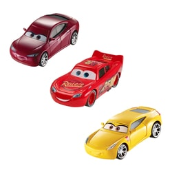 Véhicules CARS 2 à collectionner