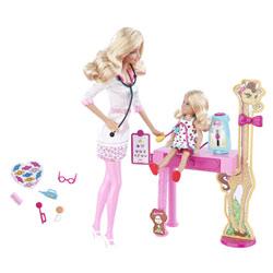 Barbie Docteur