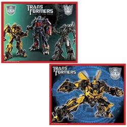 Puzzle 100 pièces Transformers 3