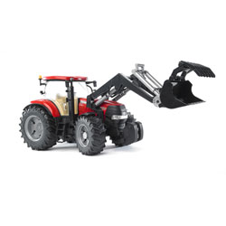 Tracteur CASE CVX 230 et Fourche