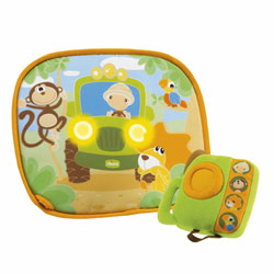 Safari voiture fun travel Chicco