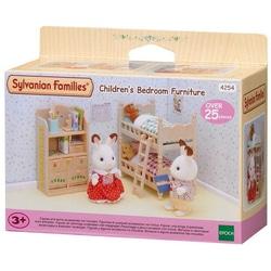 Sylvanian Families - 4254 - Mobilier de chambre enfants