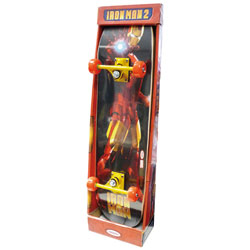 Skate Board Iron Man 2