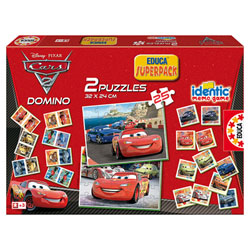 SuperPack Cars 2