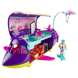 Le Jet de Polly Pocket
