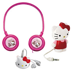 Lecteur MP3 Hello Kitty
