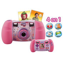 Kidizoom Kid 4 en 1 Rose