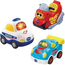 Coffret Tut Tut Bolides Trio N.1 Police