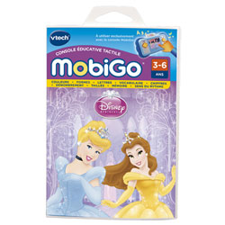 Jeu Mobigo Disney Princesses