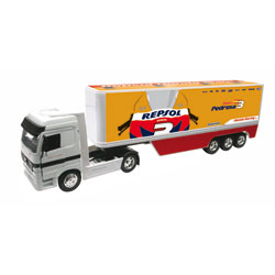 Camion Truck Team Honda Repsol