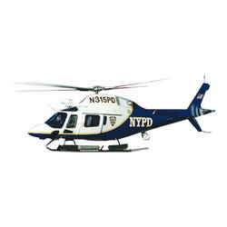 Hélicoptère Agusta A119 Koala NYPD