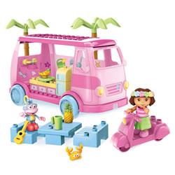 L'aventure de Dora en vacances