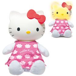 Peluche Intéractive Hello Kitty Bonne Nuit