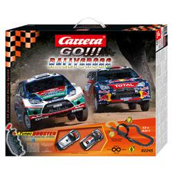 Circuit de Rallye Sébastien Loeb