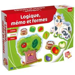 Baby Genius Logique Mémo et Formes
