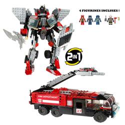 Kre-o Sentinel Prime Transformers 3