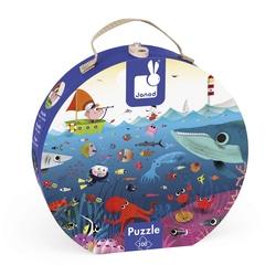 Puzzle 100 pièces Le monde sous-marin
