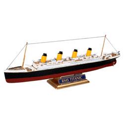 Maquette MS Rms Titanic