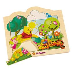 Puzzle 7 pièces Winnie L'Ourson