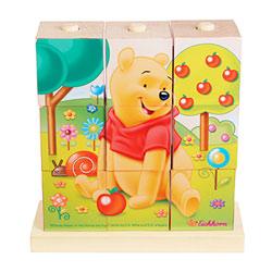 Puzzle 9 cubes Winnie